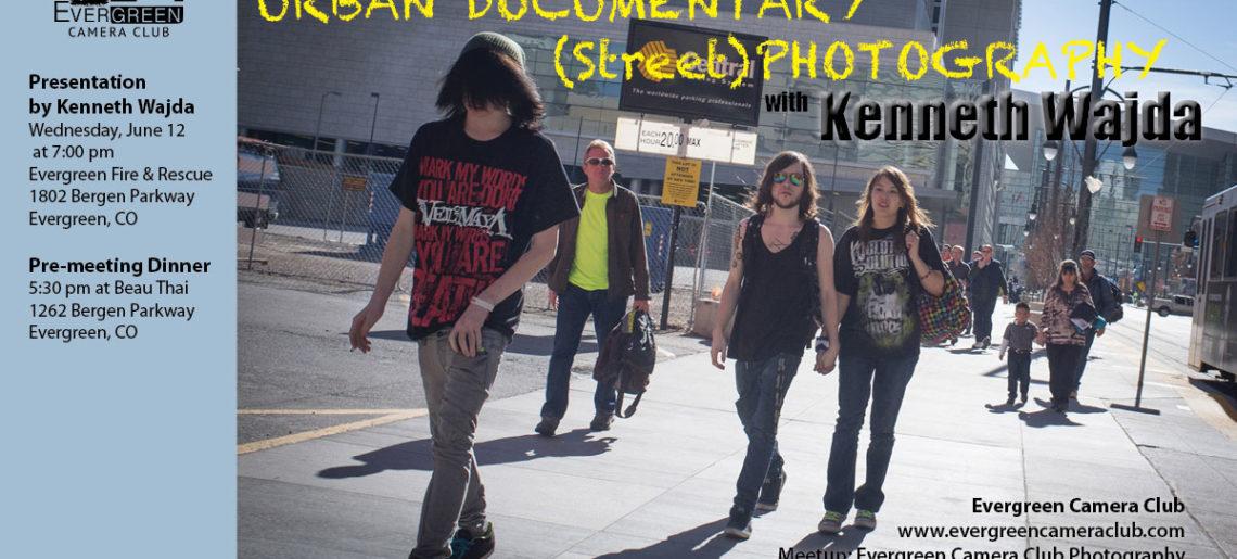 Urban Documentary (Street) Photography