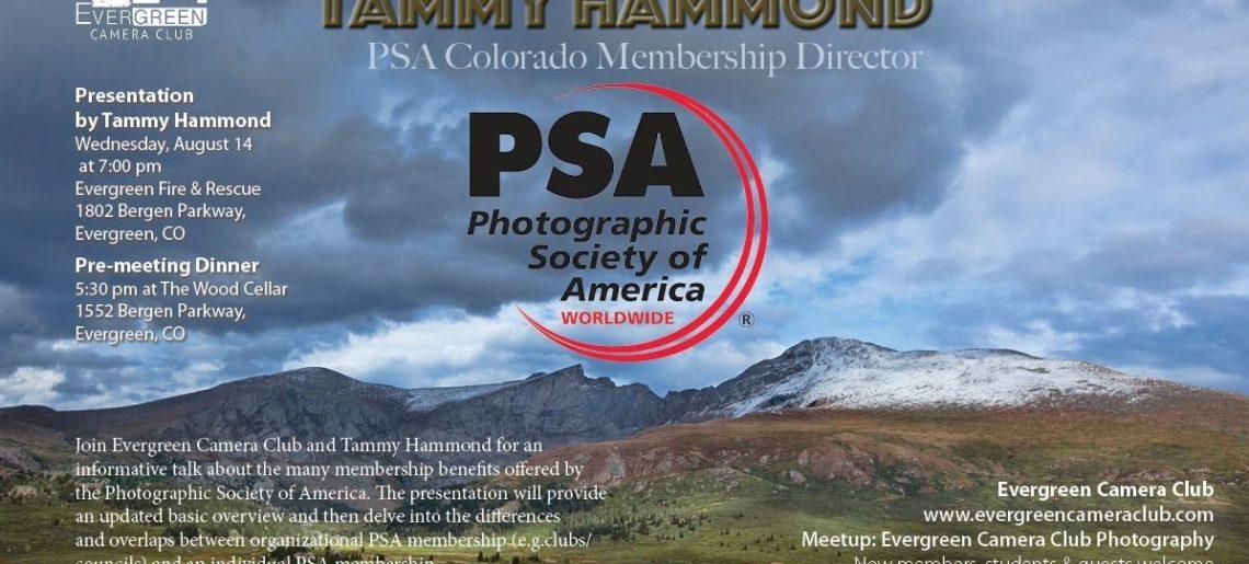 PSA Revealed: Tammy Hammond