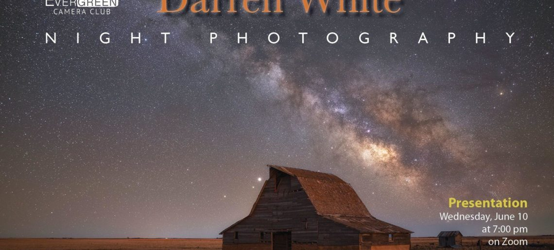 Night Photography with Darren White