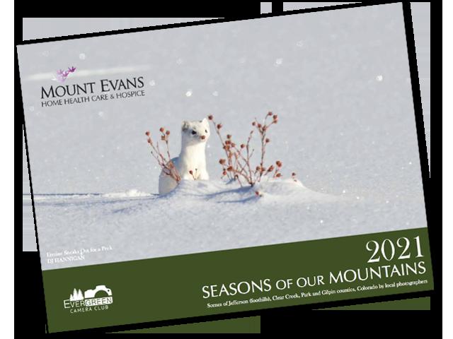 Mount Evans Calendar Contest Now OPEN!
