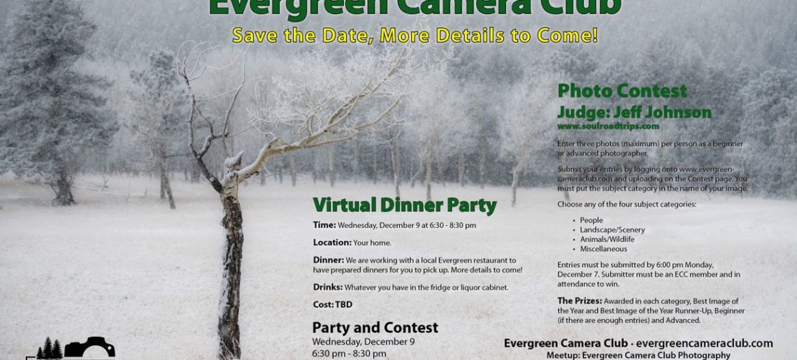 ECC Virtual Holiday Party and Contest