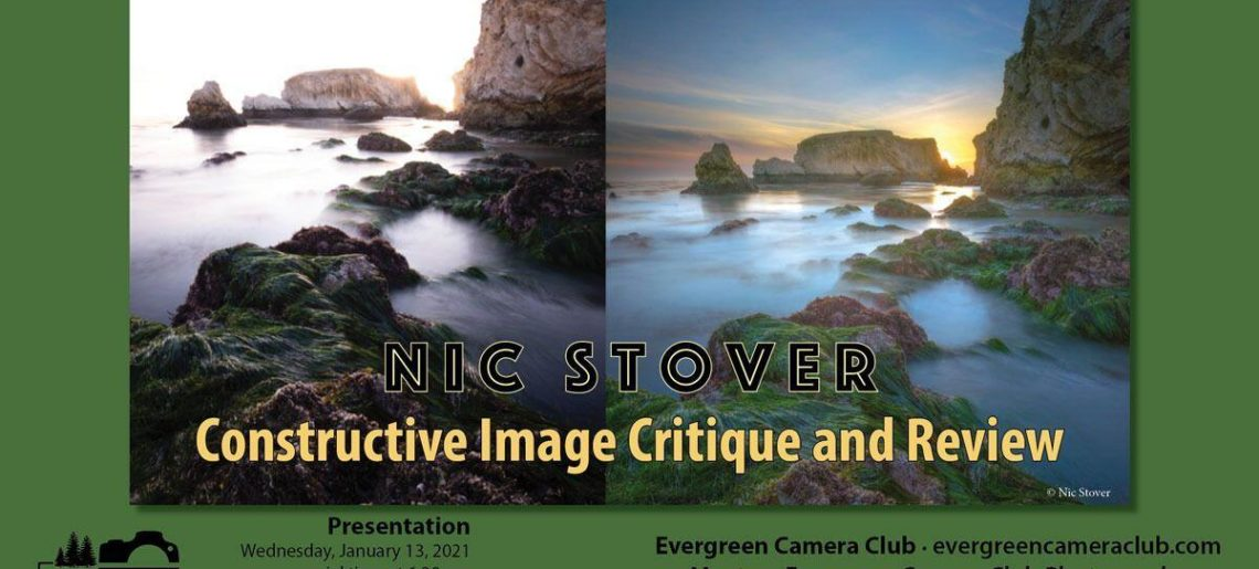 Constructive Image Critique and Review with Nic Stover