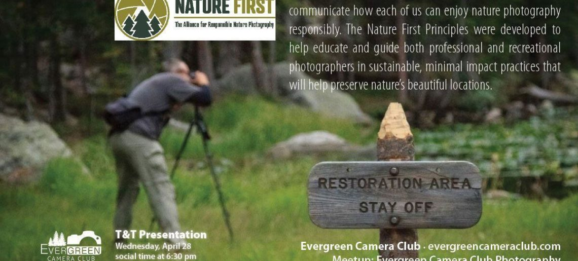 April 28th 2021 T&T: NATURE FIRST with Erik Stensland